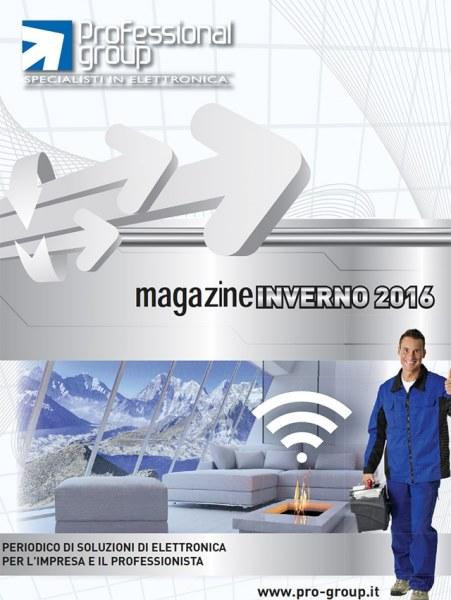 Magazine Professional Group INVERNO 2016
